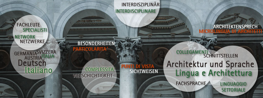 Architektur und Sprache | interdisziplinär, international, interkulturell